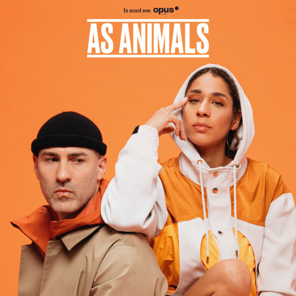 AS ANIMALS - LA BULLE CAFÉ - LILLE - VEN. 10/04/2020 à 20H00