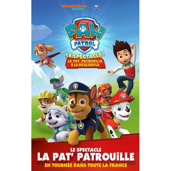 PAT'PATROUILLE - Le Spectacle ! - ZENITH - LILLE - DIM. 30/01/2022 à 14H00