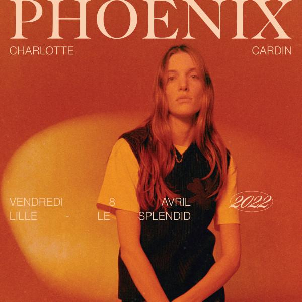 CHARLOTTE CARDIN - LE SPLENDID - LILLE - VEN. 08/04/2022 à 20H00