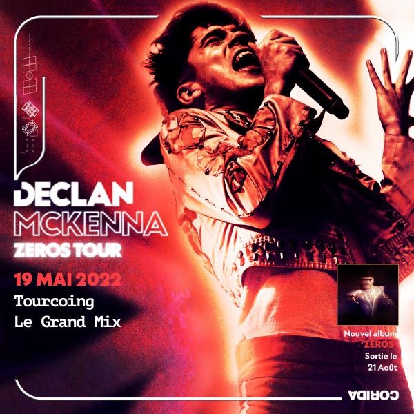 DECLAN MCKENNA - LE GRAND MIX - CLUB - JEU. 19/05/2022 à 20H00