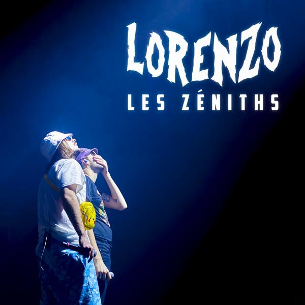 LORENZO - ZENITH - LILLE -  MER. 27/04/2022 à 20H00